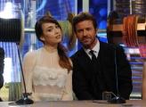 Roma puntata speciale de Affari tuoi- carnevale, nella foto: Chiara Francini, Paolo Conticini