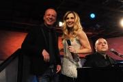 Roma puntata speciale de Affari tuoi- carnevale, nella foto: Gigi D'Alessio, Lorella Cuccarini