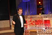 Roma 22/09/2009 trasmissione _Affari tuoi speciale la lotteria_ nella foto Max Giusti