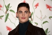 Foto/IPP/Gioia Botteghi Roma 30/03/2019 presentazione del film After, nella foto: il protagonista Hero Fiennes Tiffin Italy Photo Press - World Copyright