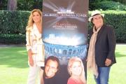 20/05/2015 Roma presentazione del concerto di Romina e Al Bano che andrà in onda su rai uno il 29 maggio da Verona