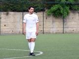 05/05/2016 Roma allenamento de La partita del cuore, nella foto: Primo Reggiani