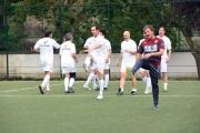 05/05/2016 Roma allenamento de La partita del cuore, nella foto: riscaldamento