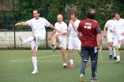 05/05/2016 Roma allenamento de La partita del cuore, nella foto: Diego Bianchi Calabresi Mastandrea