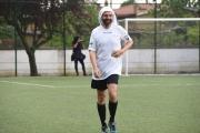 05/05/2016 Roma allenamento de La partita del cuore, nella foto: Neri Marcorè