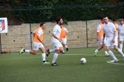 05/05/2016 Roma allenamento de La partita del cuore, nella foto: Fausto Brizzi