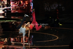 06/04/2013 Roma Puntata Altrimenti ci arrabbiamo, nella foto Tania Cagnotto e Mattia Vanin