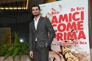 Foto/IPP/Gioia Botteghi Roma10/12/2018 Presentazione del film Amici come prima, nella foto:  FRANCESCO BRUNI Italy Photo Press - World Copyright
