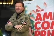 Foto/IPP/Gioia Botteghi Roma10/12/2018 Presentazione del film Amici come prima, nella foto: CHRISTIAN DE SICA Italy Photo Press - World Copyright