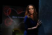 09/05/2013 Roma Barbara De Rossi presenta per rai tre Amore Criminale
