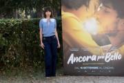 Foto/IPP/Gioia Botteghi Roma 14/09/2021 Photocall di presentazione del film Ancora più bello, nella foto  Ludovica Francesconi Italy Photo Press - World Copyright