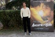 Foto/IPP/Gioia Botteghi Roma 14/09/2021 Photocall di presentazione del film Ancora più bello, nella foto  il cantante Oscar Anton Italy Photo Press - World Copyright
