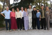 Foto/IPP/Gioia Botteghi Roma 14/09/2021 Photocall di presentazione del film Ancora più bello, nella foto il cast con il regista Roberto Proia Italy Photo Press - World Copyright