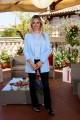 """Foto/IPP/Gioia Botteghi Roma 27/05/2021 visita sul set del programma """"Andiamo a 110"""" rai 2 sei puntate, nella foto la conduttrice Carolina Rey  Italy Photo Press - World Copyright"""