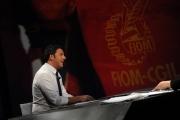 30/11/2014 Roma Matteo Renzi ospite di Lucia Annunziata