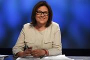 03/04/2016 Roma trasmissione in mezz'ora condotta da Lucia Annunziata, ospite Matteo Renzi