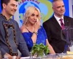 Foto/IPP/Gioia Botteghi 01/06/2018 Roma, Antonella Clerici, Ultima puntata della Prova del cuoco  Italy Photo Press - World Copyright