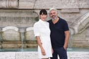 Foto/IPP/Gioia Botteghi Roma 26/09/2019 Presentata del film Appena un minuto, nella foto : Dino Abbrescia, Susy Laude Italy Photo Press - World Copyright