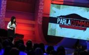 Roma 26/04/2010 prima puntata della trasmissione Aria Fresca, nella foto: Annamaria Barbera