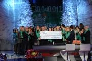 18/12/2011 rai assegno finale Telethon