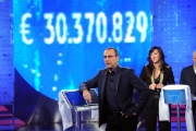 15/12/2013 Roma serata finale Telethon con Carlo Conti