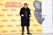 Foto/IPP/Gioia Botteghi Roma08/01/2019 Presentazione del film Attenti al gorilla, nella foto: Massimo Di Lorenzo Italy Photo Press - World Copyright