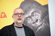 Foto/IPP/Gioia Botteghi Roma08/01/2019 Presentazione del film Attenti al gorilla, nella foto: regia di LUCA MINIERO  Italy Photo Press - World Copyright