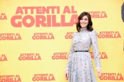 Foto/IPP/Gioia Botteghi Roma08/01/2019 Presentazione del film Attenti al gorilla, nella foto: DIANA DEL BUFALO Italy Photo Press - World Copyright