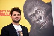 Foto/IPP/Gioia Botteghi Roma08/01/2019 Presentazione del film Attenti al gorilla, nella foto: FRANK MATANO Italy Photo Press - World Copyright