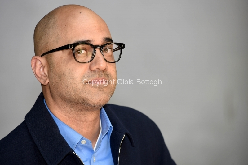Foto/IPP/Gioia Botteghi 13/06/2018 Roma, Festival delle letterature 2018, nella foto: Ayad Akhtar  Italy Photo Press - World Copyright