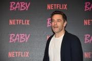 """Foto/IPP/Gioia Botteghi Roma27/11/2018  Presentazione della fiction Netflix """" Baby"""", nella foto: Massimo Poggio Italy Photo Press - World Copyright"""
