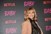 """Foto/IPP/Gioia Botteghi Roma27/11/2018  Presentazione della fiction Netflix """" Baby"""", nella foto:    Isabella Ferrari Italy Photo Press - World Copyright"""