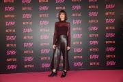 """Foto/IPP/Gioia Botteghi Roma27/11/2018  Presentazione della fiction Netflix """" Baby"""", nella foto:   Claudia Pandolfi Italy Photo Press - World Copyright"""