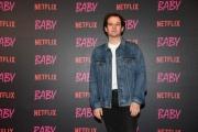"""Foto/IPP/Gioia Botteghi Roma27/11/2018  Presentazione della fiction Netflix """" Baby"""", nella foto:    Brando Pacitto Italy Photo Press - World Copyright"""