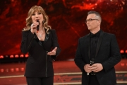 Foto/IPP/Gioia Botteghi 31/03/2018 Roma   Milly Carlucci omaggio a Frizzi a Ballando con le stelle Italy Photo Press - World Copyright