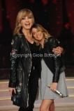 04/10/2014 Roma Ballando con le stelle, nella foto: Martina Stoessel ( Violetta), Milly Carlucci