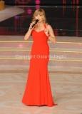 04/10/2014 Roma Ballando con le stelle, nella foto: Milly Carlucci