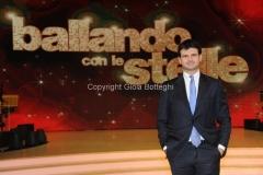 18/02/2016 Roma presentazione della undicesima edizione di Ballando con le stelle, nella foto il nuovo direttore di rai uno Andrea Fabiano