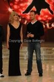 07/01/2012 Roma, Prima punta di BALLANDO CON LE STELLE, nella foto: Milly Carlucci e Oscar Pistorius