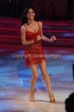 07/01/2012 Roma, Prima punta di BALLANDO CON LE STELLE, nella foto: Anna Tatangelo