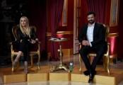 Foto/IPP/Gioia Botteghi Roma 19/09/2020 Prima puntata di Ballando con le stelle, Roberta Bruzzone, e Alberto Matano Italy Photo Press - World Copyright