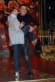 8/1/09 Roma presentazione del programma di raiuno BALLANDO CON LE STELLE, nella foto: Andrea Roncato, Vicky Martin