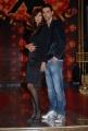 8/1/09 Roma presentazione del programma di raiuno BALLANDO CON LE STELLE, nella foto: Carol Alt, Raimondo Todaro