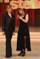 01/04/2017 Roma puntata di ballando con le stelle del 1 aprile, nella foto Nastassja kinski con Milly Carlucci