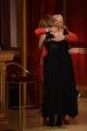 01/04/2017 Roma puntata di ballando con le stelle del 1 aprile, nella foto Nastassja kinski con Carolyn Smith