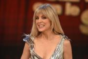 08/04/2017 Roma puntata di ballando con le stelle del 8 aprile, nella foto Marla Maples ex Trump
