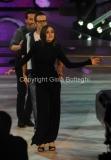 06/12/2014 Roma Finale di Ballando con le stelle , Ambra Angiolini Claudio Gregori Samuel Peron
