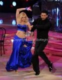 17/03/2012 Roma, Puntata finale di Ballando con le stelle, nella foto : Ria Antoniu e Raimondo Todaro