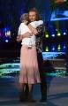 Foto/Gioia Botteghi 19/05/2018 Roma, Serata finale di Ballando con le stelle, nella foto: Giaro Giarratana con la mamma olandese  Italy Photo Press - World Copyright