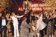 Foto/Gioia Botteghi 19/05/2018 Roma, Serata finale di Ballando con le stelle, nella foto: i vincitori, Cesare Bocci e Alessandra Tripoli   Italy Photo Press - World Copyright